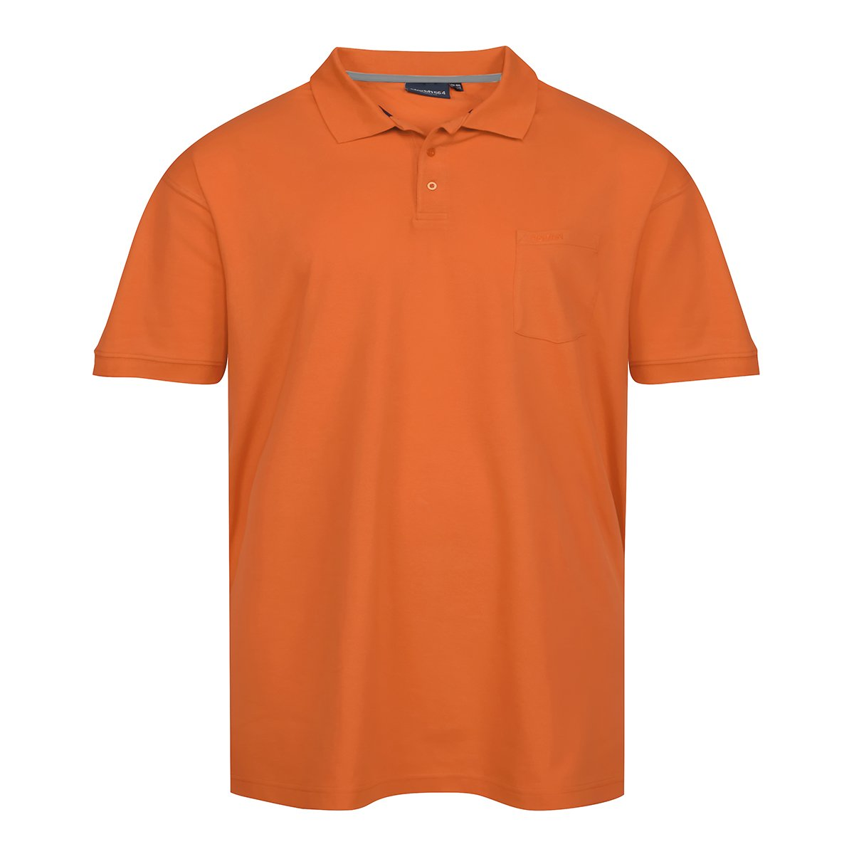 Allsize Polo Naranja North 56º4 by Tallas Grandes: Amazon.es: Ropa ...