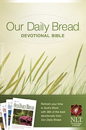 our daily bread devotional book - 8
