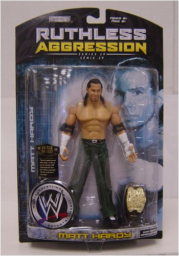 Action Figure Matt (WWE Wrestling Ruthless Aggression Series 29 Action Figure Matt)