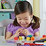 Learning Resources Early Math MathLink Cube