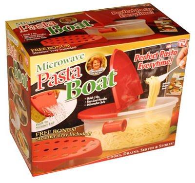 Telebrands Microwave Pasta Cooker
