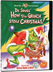 Dr. Seuss' How The Grinch Stole Christmas (2018) Movie