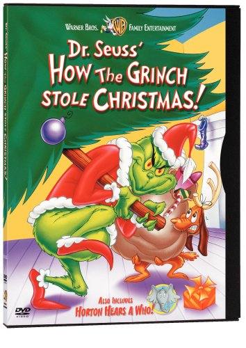 Amazon.com: Dr. Seuss - How the Grinch Stole Christmas/Horton ...