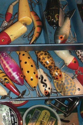 Journal: Fishing Lures (Bullet Lure)