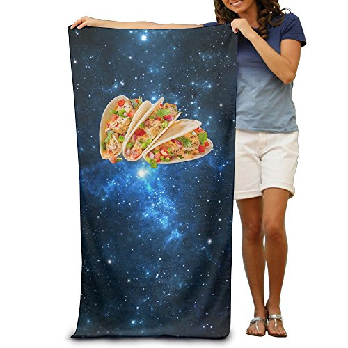 Cabana Boy Halloween Costume (Street Tacos Beach Bath Pool Hooded Extra Large Towels Blanket For Adult)