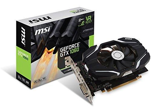 最新人気 MSI GAMING GeForce GTX GTX 1060 (GeForce GTX 3GB GDDR5 DirectX 12 VR Ready (GeForce GTX 1060 3G OCV1) [並行輸入品] B01MT2ICRA, サプライズワールド:32dc704f --- arbimovel.dominiotemporario.com