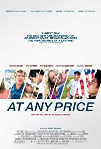 At Any Price [Blu-ray] (Sous-titres français) [Import]