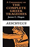 img - for A Commentary on The Complete Greek Tragedies. Aeschylus (v. 1) book / textbook / text book