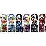 Six Pack (24pc) Air Freshener - Assorted Juice Vent Sticks - Zeeray