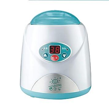 Calentador de biberones, desinfectante termostato con biberón 2 en 1 ...