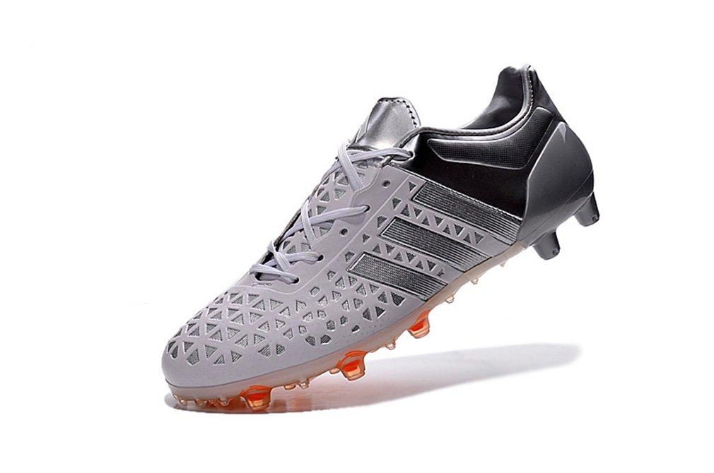 Herren ACE 15,1 FG grau Niedrig Fußball Schuhe Fußball Stiefel