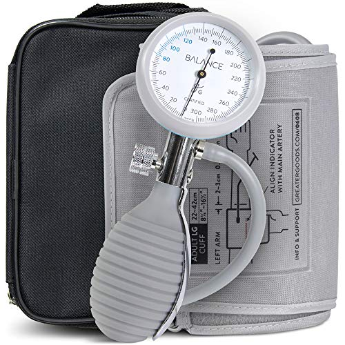 Greater Goods Sphygmomanometer Manual