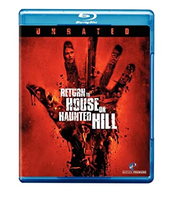 Peachy Amazon Com Return To House On Haunted Hill Unrated Blu Download Free Architecture Designs Scobabritishbridgeorg