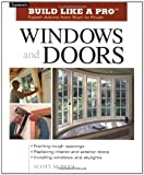 Windows and Doors, Scott McBride, 1561584835