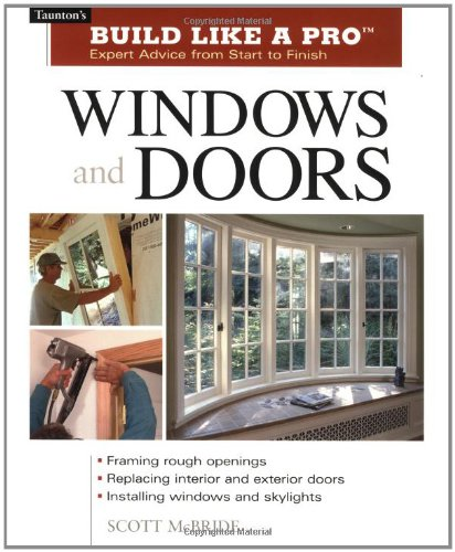 Windows & Doors from Start to Finish