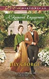 A Rumored Engagement, Lily George, 0373282656