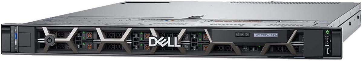 Dell EMC PowerEdge R640 Server Bundle with 2X Gold 6148 2.4GHz 20C 64GB RAM H740P 2x120GB BOSS Card (Renewed)