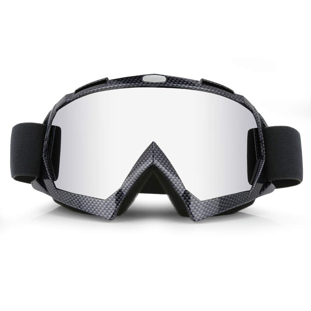 ZDATT Professional Adult Motocross Goggles Dirtbike ATV Motorcycle Gafas UV Protection Motorbike Ski Snowboard Goggles by ZDATT