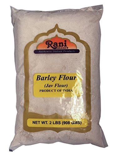 Rani Barley (Jav) Flour 32oz (2lbs) ~ All Natural | Stone Ground | Vegan | NON-GMO