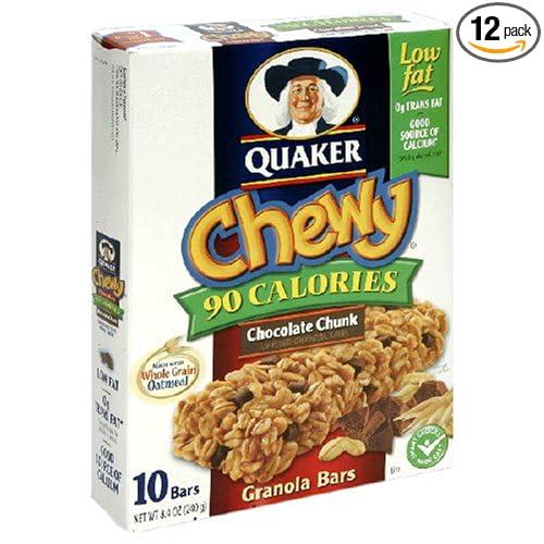 Quaker Granola Bar Nutritional Information – Nutrition Ftempo Quaker Granola Bars Nutrition Facts