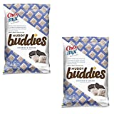#4: Chex Muddy Buddies Snack Mix, Cookies and Cream, 7 Ounce (Pack of 2)