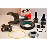 Spicer 10007190 Axial Joint Fits CASE//IH #N14388 // CAR49008