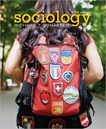 Sociology richard t schaefer 9780073404332 amazon books fandeluxe Images