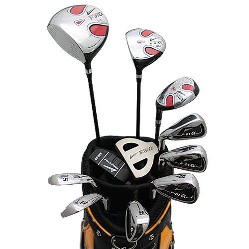 WORLD EAGLE(ワールドイーグル) F-01α メンズ ゴルフ クラブ フルセット CBX7 バッグver.【左用】フレックスS WE-J-F-01-MLH-CBX7-S   S B00JZEQRZY