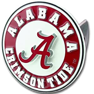 Alabama Crimson Tide College Trailer Hitch Cover