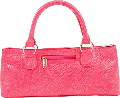 Primeware Wine Clutch Bag (Thermal Insulated) Trendy Women's Carry Tote | Holds Red & White 750mL Bottles | Trendy Fashion | Incl. Portable Waiter-Style Corkscrew by Primeware
