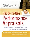Performance appraisals are one of the least enjoyable duties managers face. They're time-consuming, tedious, and require the perfect balance between criticism and praise. This collection of handy, ready-to-use performance appraisals will save you tim...