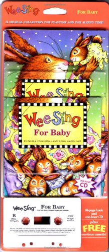Wee Sing for Baby (Book and CD set)