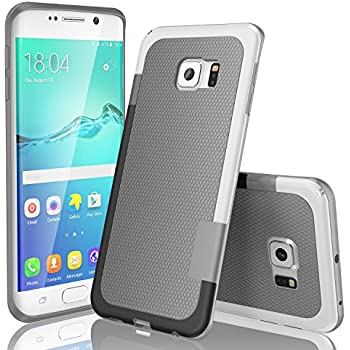 Amazon.com: EasyAcc Case for Samsung Galaxy S6 Edge, Soft ...