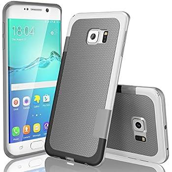 Amazon.com: EasyAcc Case for Samsung Galaxy S6 Edge, Soft ...