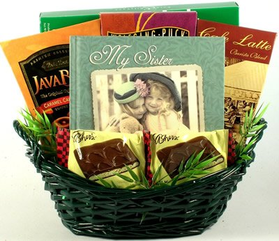 Celebration for My Sister | Gift Basket for Sisters