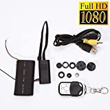 Mini 1080P HD Wearable Button Hidden Camera Video Recorder Motion Activated DV Camcorder Support Audio Recording