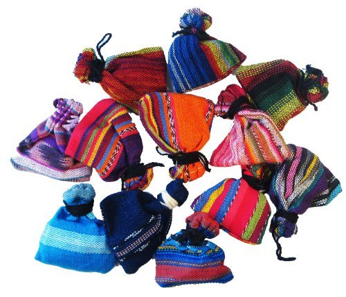 - Worry Dolls in a Bag - One Dozen Bags