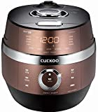 CUCKOO CRP-JHSR0609F 6 Cup Stainless 4.0 Smart Induction Heating Pressure Electric Rice Cooker (6 Cups) (CRP-JH06) Review
