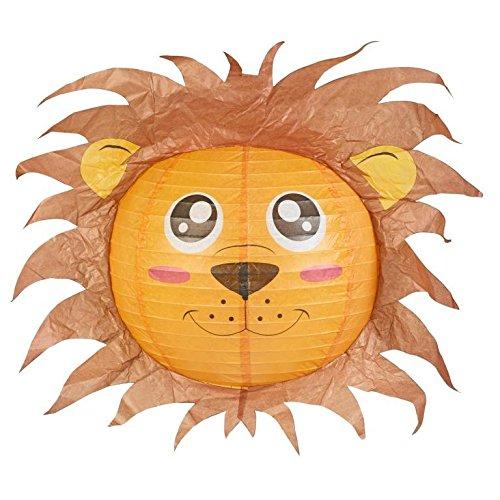 Lion lampshade decorative animal lampshades for children bedroom lion lampshade decorative animal lampshades for children bedroom playrooms baby nursery lighting fun and vibrant colours aloadofball Gallery