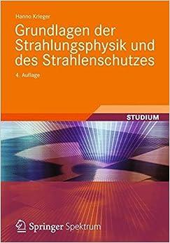 Book Grundlagen der Strahlungsphysik und des Strahlenschutzes