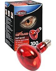Trixie Infrared Heat Spot Lamp for Reptile, 100 Watt