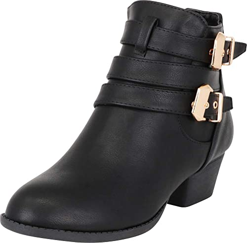Top Moda Women's Ankle Booties