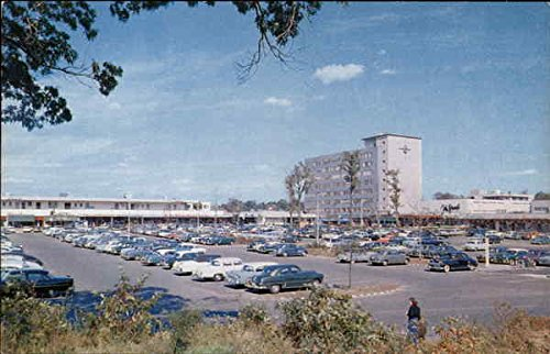 Cross County Shopping Center Westchester County, New York Original Vintage - Shopping Westchester