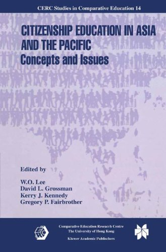 Citizenship Education in Asia and the Pacific: Concepts and Issues (CERC Studies in Comparative Education)
