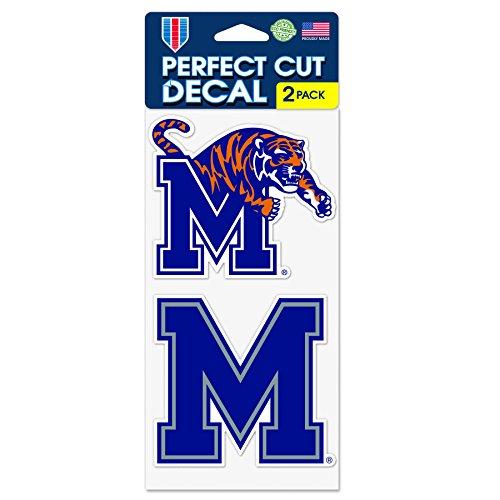 WinCraft NCAA Memphis Tigers Perfect Cut Decal, 4
