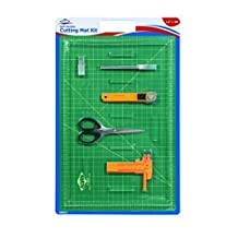 Alvin GMK818 Cutting Mat Hobby Kit 12x18 by Alvin&Company. Inc