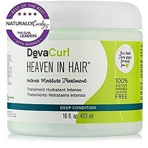 Deva Heaven In Hair Intense Moisture Treatment, 16 Ounce