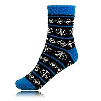 Yaktrax Cabin Socks - One - Black