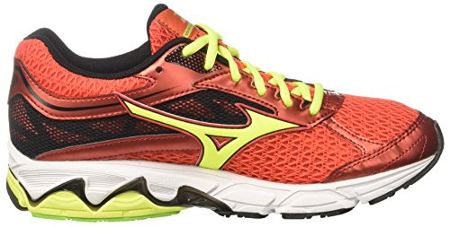 Scarpe Jasmine Grenadine da Wave Yellow Verde Ginnastica Safety Uomo Mizuno Green Equate SxE41qvEw