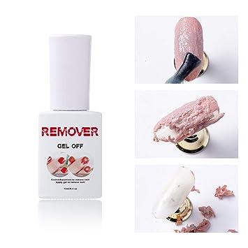 Amazon.com: Gleders - Pegamento para quitar uñas, no daña ...